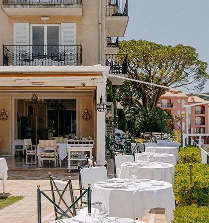 PictureLe Restaurant La Voile d'Or by Sébastien Sanjou