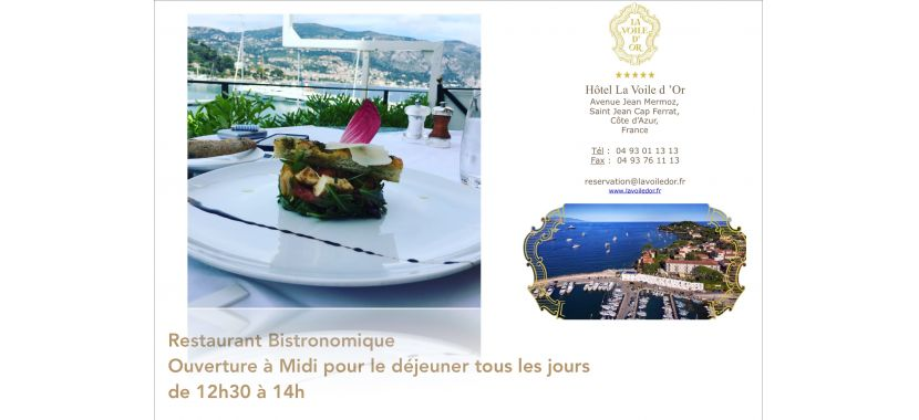 image BISTRONOMIQUE RESTAURANT OPEN FOR LUNCH