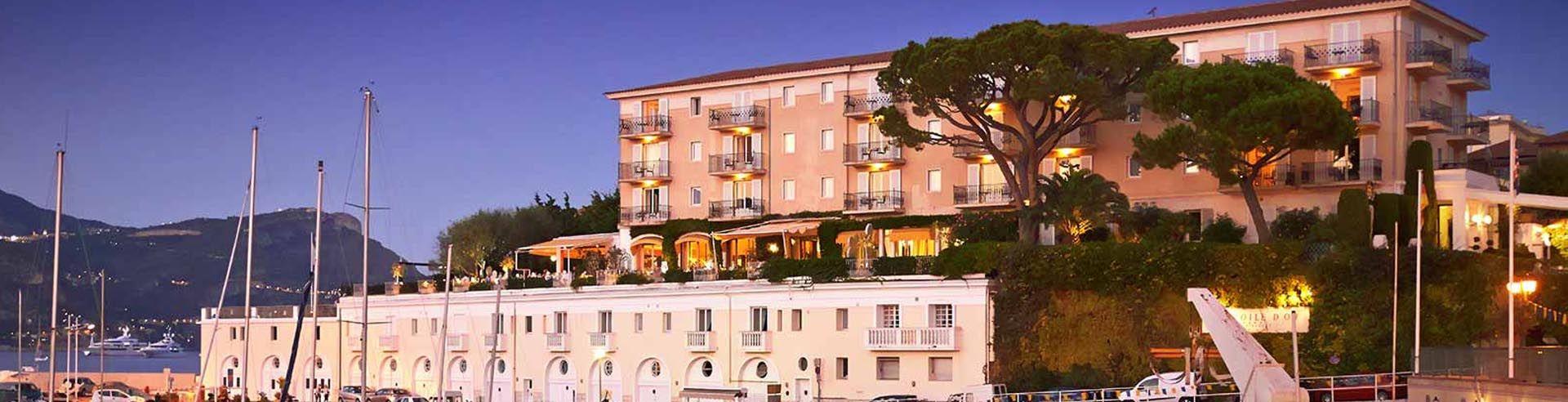 image Hôtel La Voile D'Or